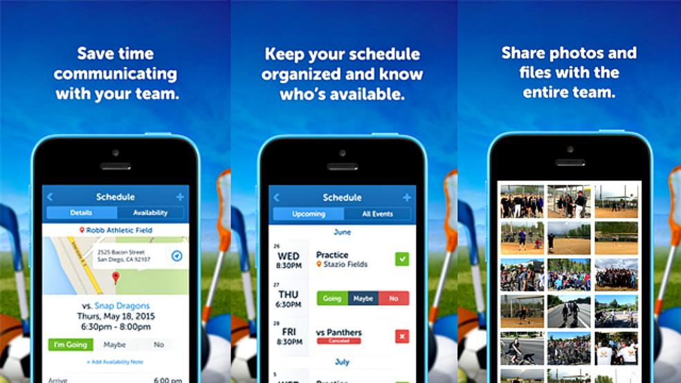 Best Soccer Gifts: TeamSnap App Subscription
