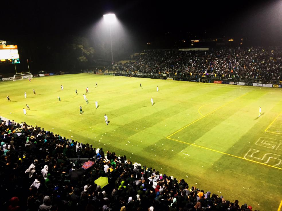 Top 5 College Soccer Stadiums To Play At