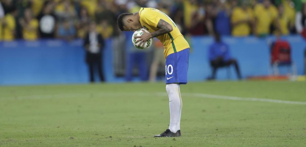 Neymar, Penalty Shootout, 2016 Olympics