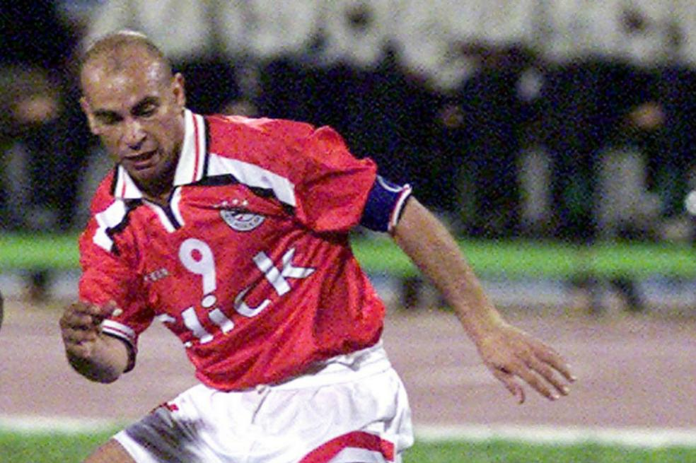 Soccer Players With Most Trophies - Hossam Hassan