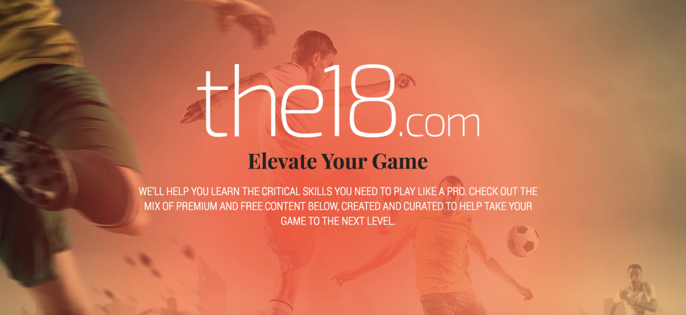 Best Gifts For Soccer Players - The18 Training Video Subscription