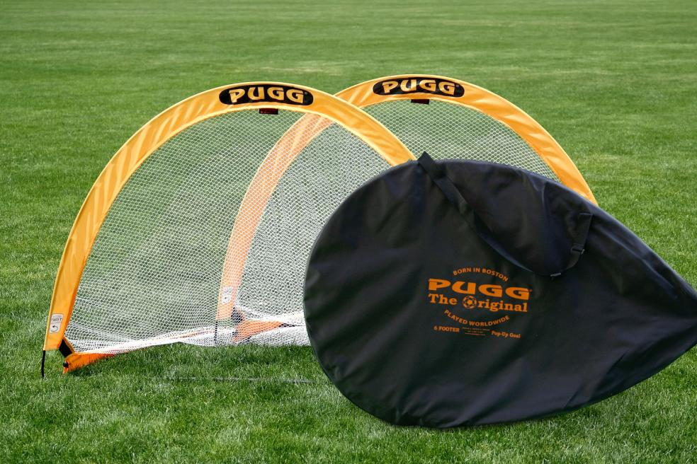 Best Gifts For Soccer Players - PUGG 6 Foot Portable Goals