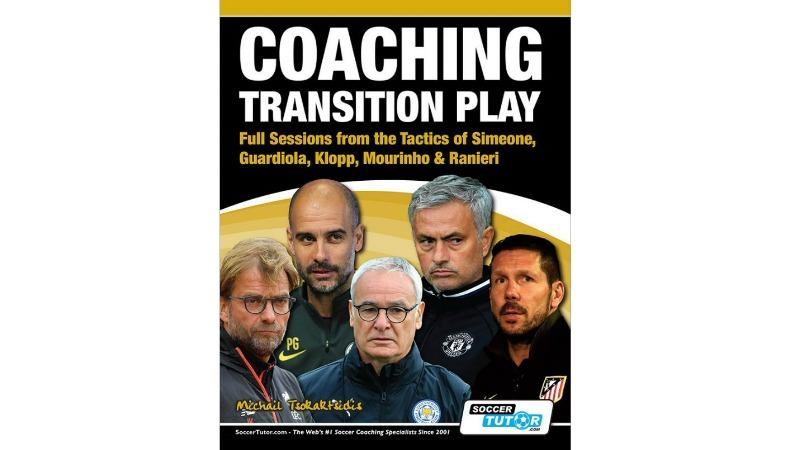 Best Soccer Gifts For Coaches - Coaching Transition Play