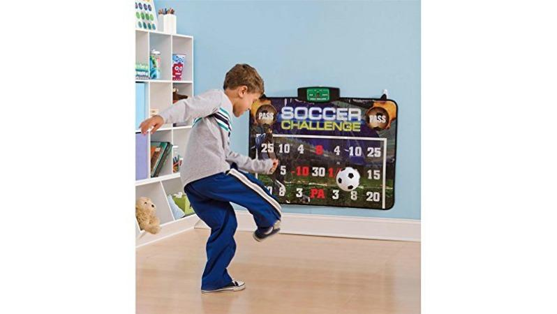 Best Soccer Gifts For Kids - Soccer Challenge Perfect Goal With Scorekeeper