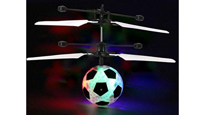 Best Soccer Gifts For Kids - Flying Soccer Ball Drone