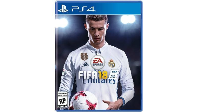 Best Soccer Gifts For Kids - FIFA 18