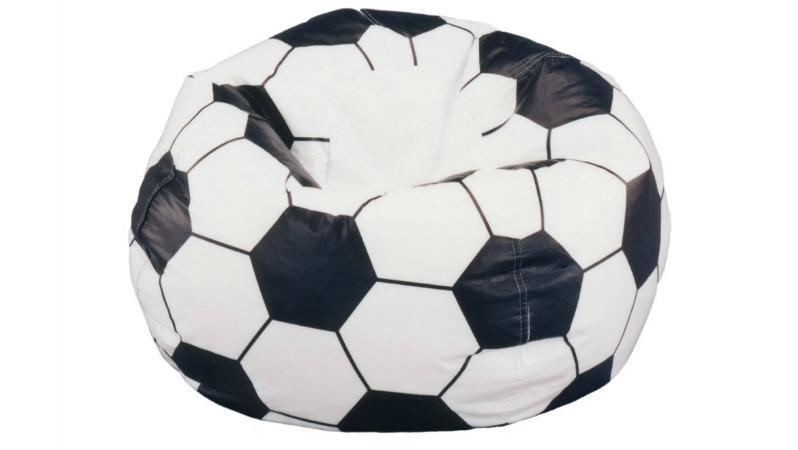 Best Soccer Gifts For Kids - Soccer Bean Bag Chair