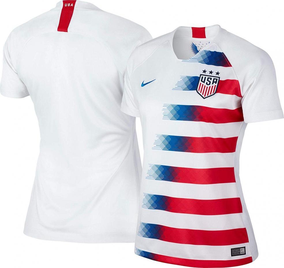 Best Soccer Gifts Online - Nike Women's U.S. Jersey