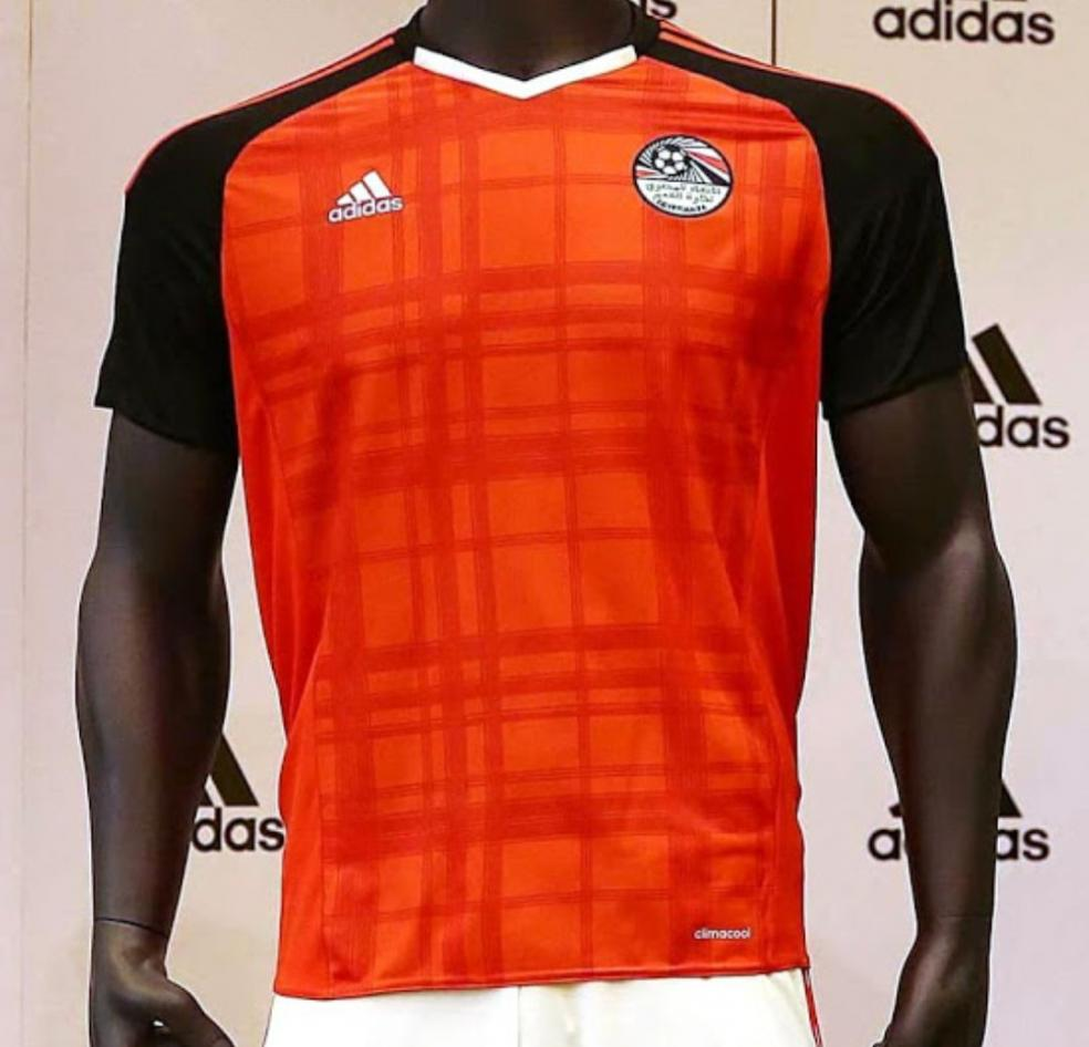 Egypt home jersey