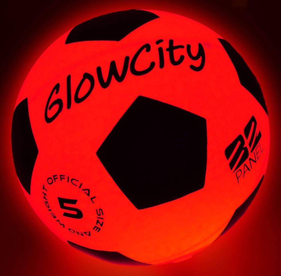 GlowCity Soccer Ball