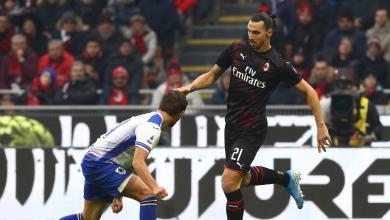 Zlatan Ibrahimovic AC Milan return