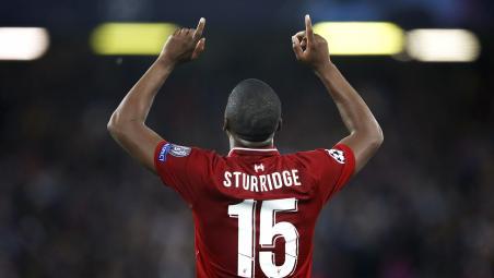 Daniel Sturridge MLS