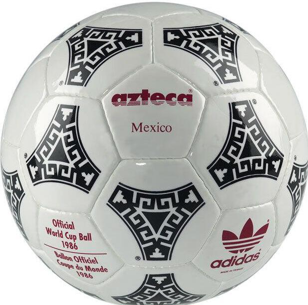 World Cups Balls Adidas Azteca