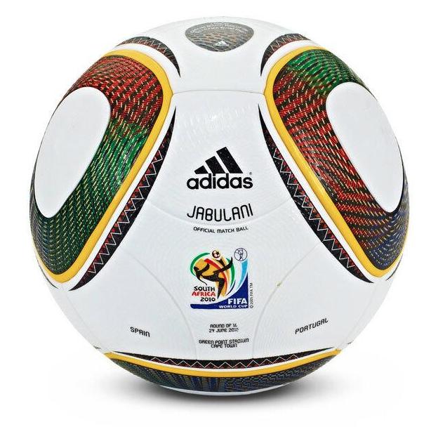 World Cup Balls Adidas Jabulani