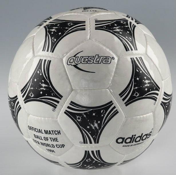World Cup Balls Adidas Questra