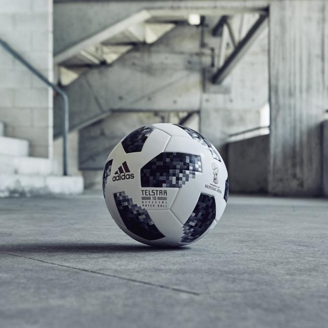 World Cup Balls Adidas Telstar18