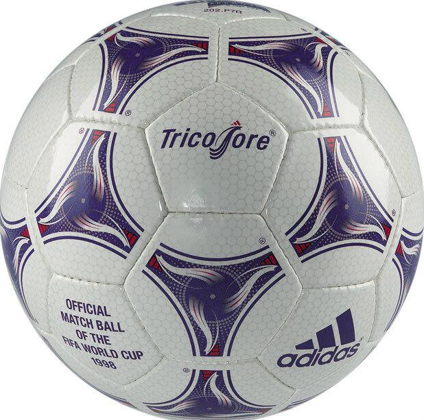World Cup Balls Adidas Tricolore