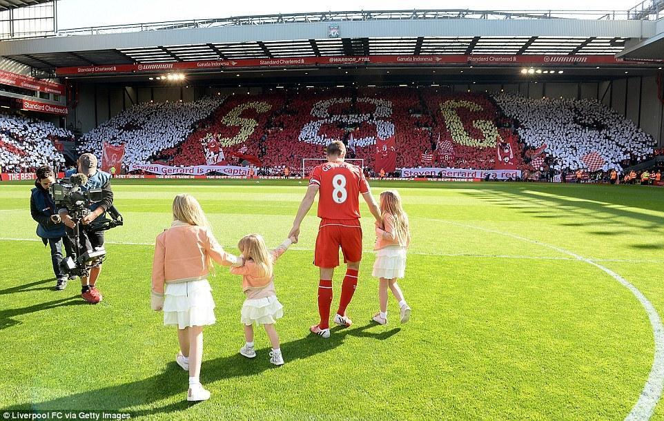 Footballers Family Photos