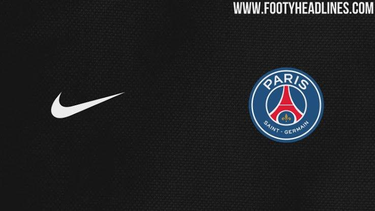 2017-18 PSG Third kit