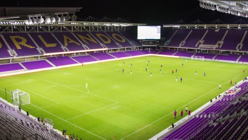 Orlando City's New Stadium
