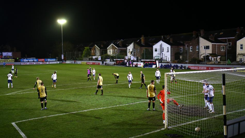 Marine AFC Vs. Tottenham Hotspur In The FA Cup Third Round