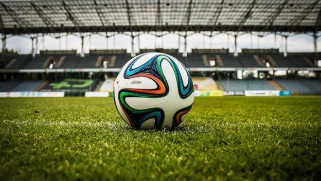 Soccer Ball Landscape