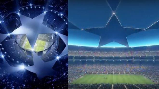 Champions League Stadium
