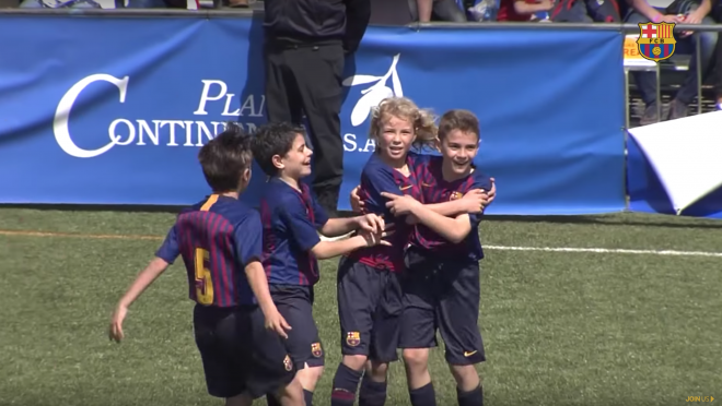Barcelona U-10 Highlights