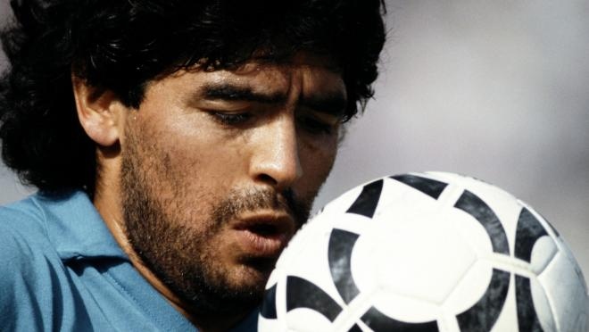 Diego Maradona Documentary trailer