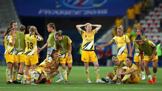 Australia After Loss To France In PKs