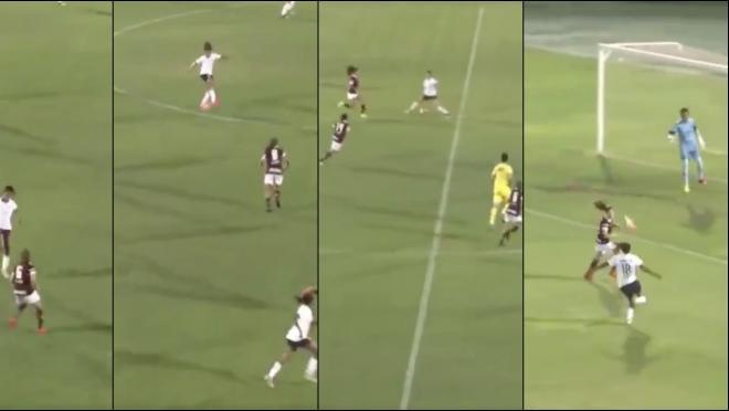 Corinthians Paulista Goal