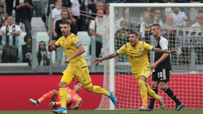 Miguel Veloso Goal vs Juventus