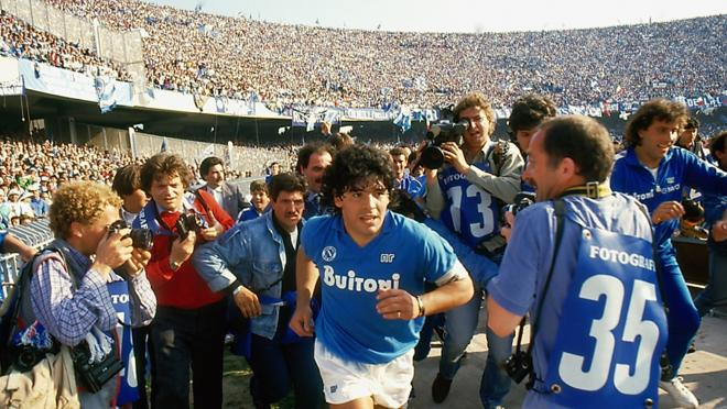 Diego Maradona Movie