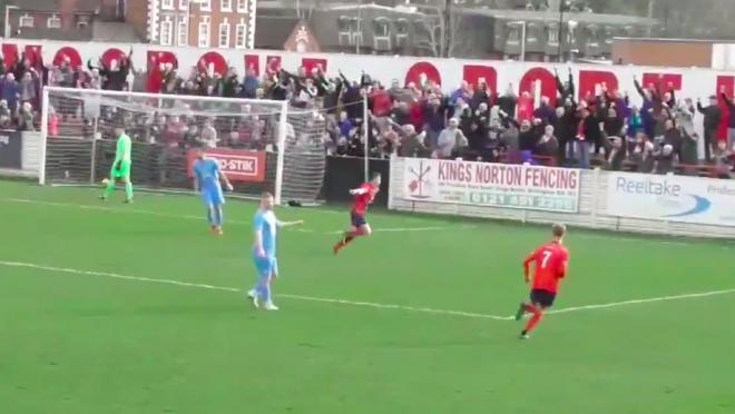 Amazing Non-League goal