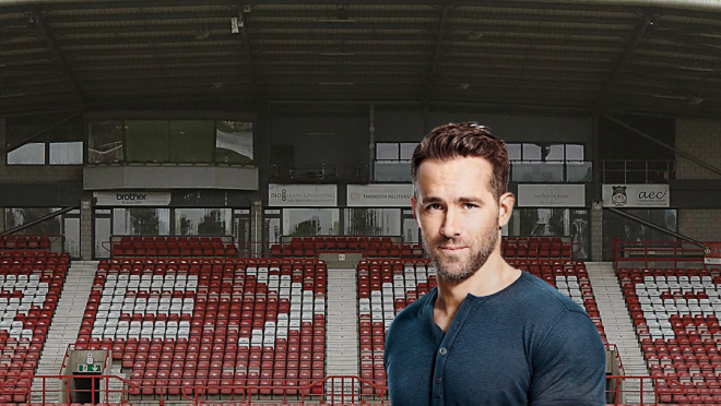 Ryan Reynolds Buys Wrexham AFC