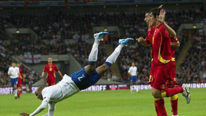 Why Do Soccer Players Dive?