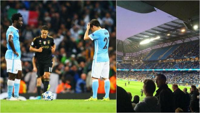 City Suffer Embarrassing Loss