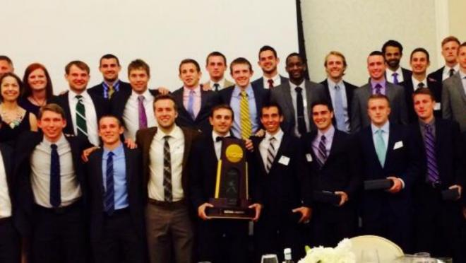 Reigning NCAA Soccer Champs Notre Dame