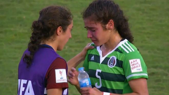 FIFA U-20 Women's World Cup: Mexico vs. USA
