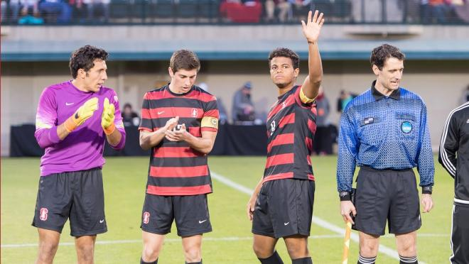The 2016 NCAA Men's College Cup semifinals are here.