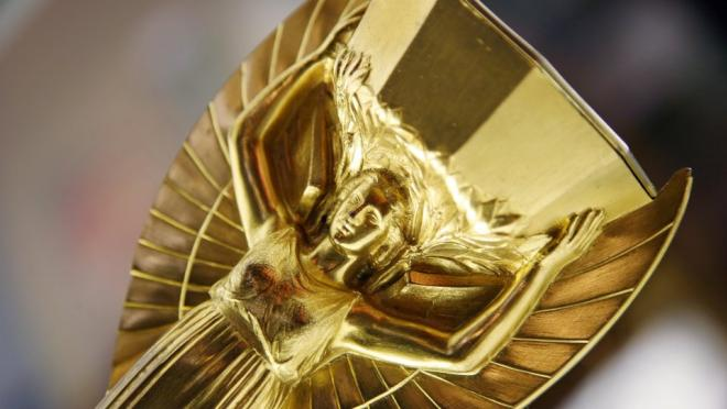 The Jules Rimet trophy