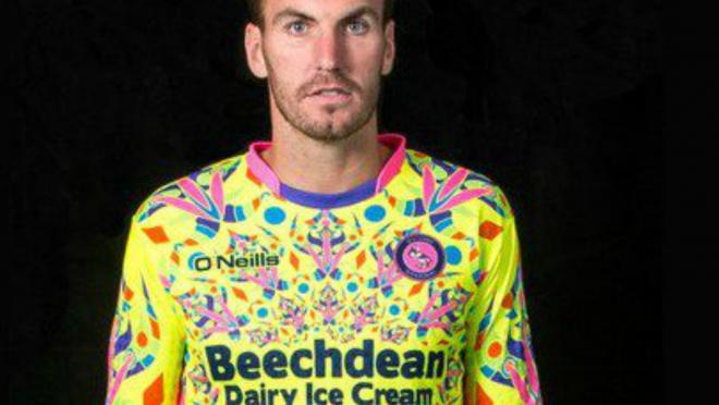 Wycombe Wanderers goalkeeper kit