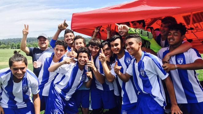 Tuzos Academy teams are among the best in the nation.