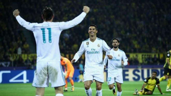 Real Madrid Dortmund