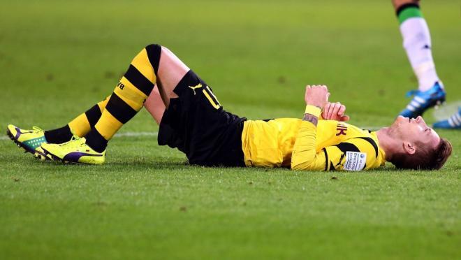 Marco Reus injury