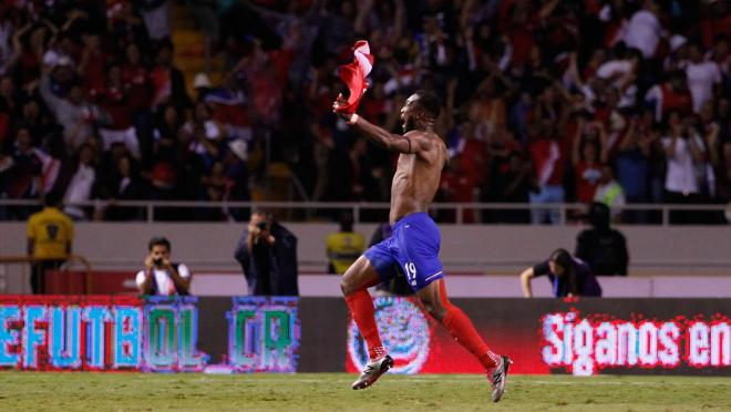 Costa Rica World Cup qualification