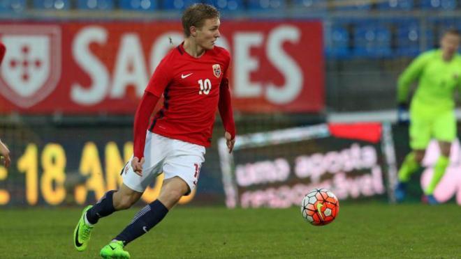 Martin Odegaard highlights Heerenveen