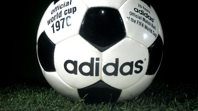 2018 World Cup ball