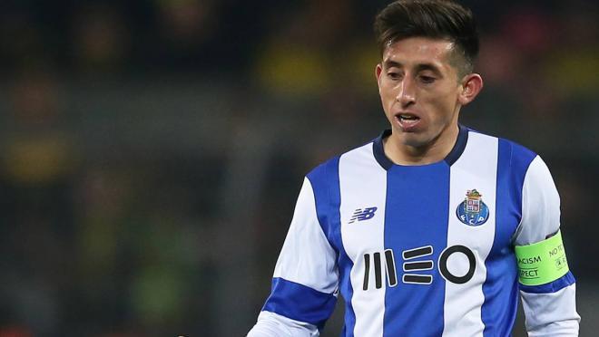 Hector Herrera goal