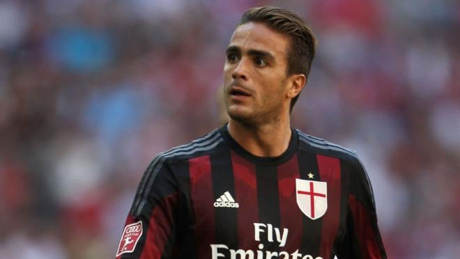 Alessandro Matri substitute appearance